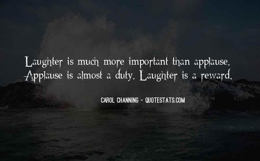 Carol Channing Quotes #695572
