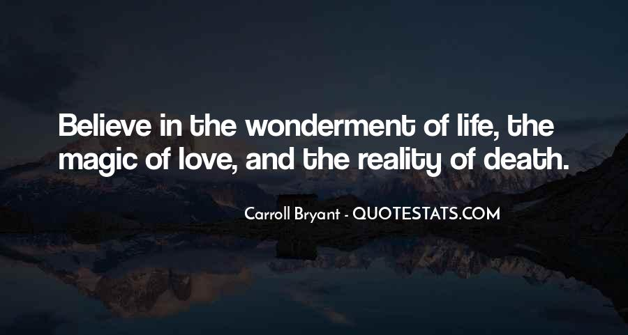Carroll Bryant Quotes #1859296