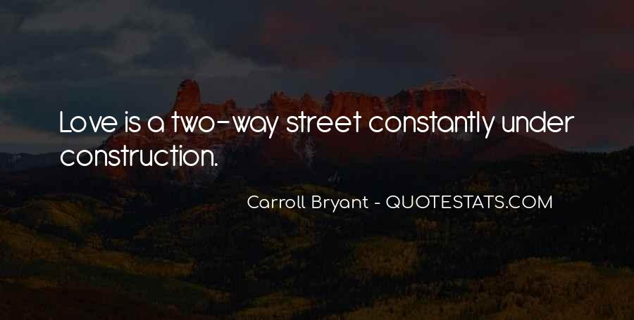 Carroll Bryant Quotes #276106