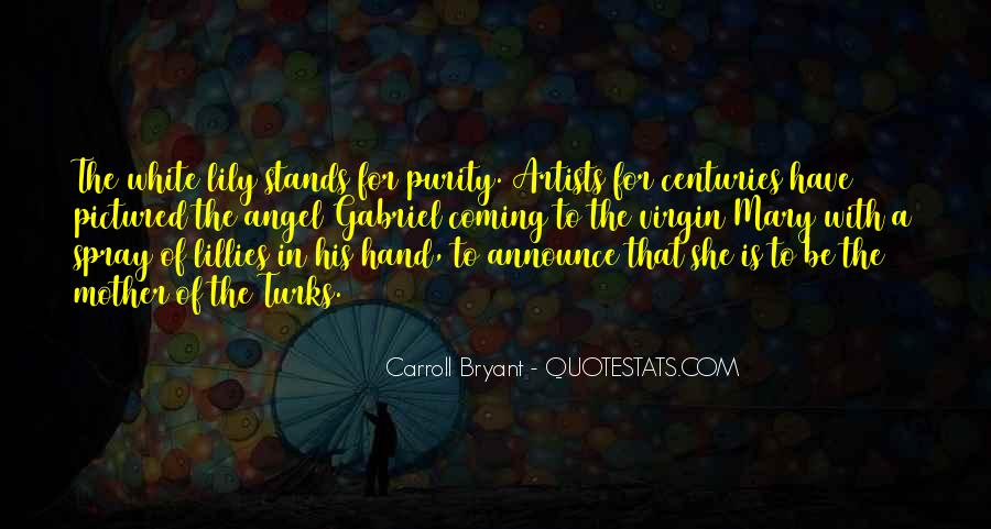 Carroll Bryant Quotes #364431