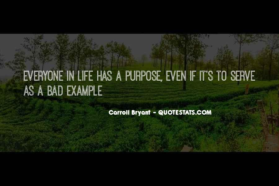 Carroll Bryant Quotes #379582