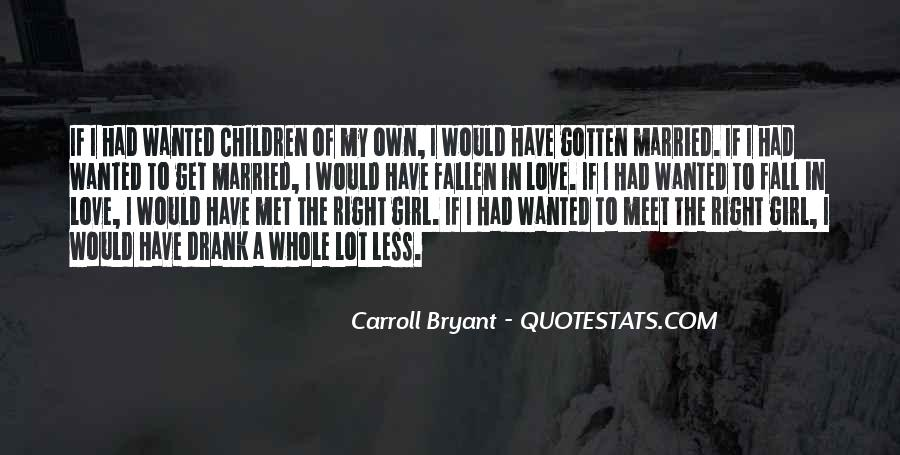 Carroll Bryant Quotes #586508