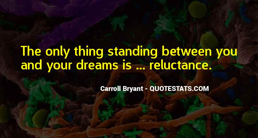 Carroll Bryant Quotes #589957