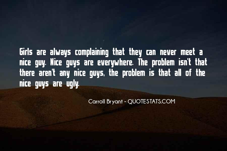 Carroll Bryant Quotes #61546