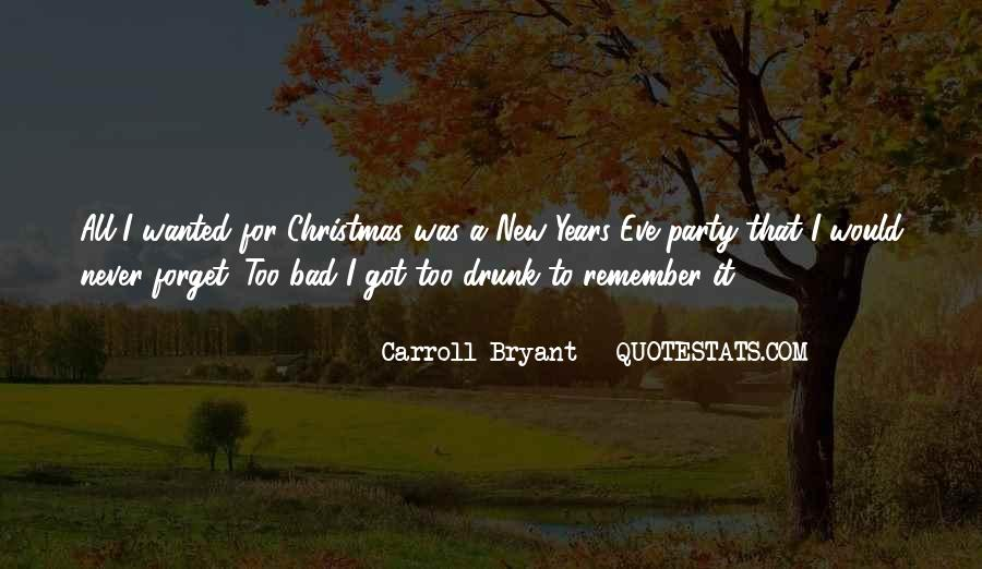 Carroll Bryant Quotes #974910