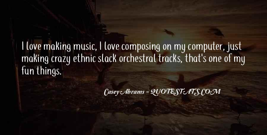 Casey Abrams Quotes #605966