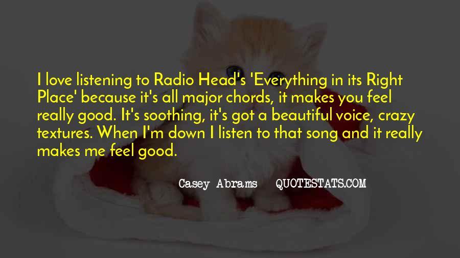 Casey Abrams Quotes #874751