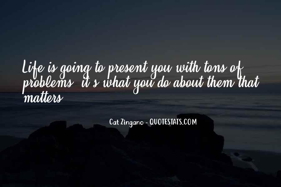 Cat Zingano Quotes #1313986