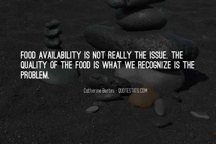 Catherine Bertini Quotes #1683174
