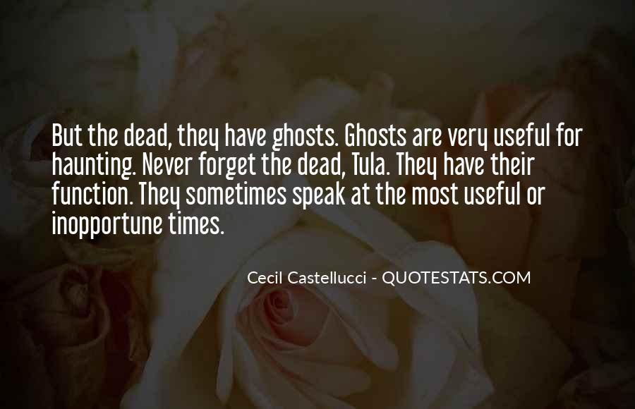 Cecil Castellucci Quotes #1456964