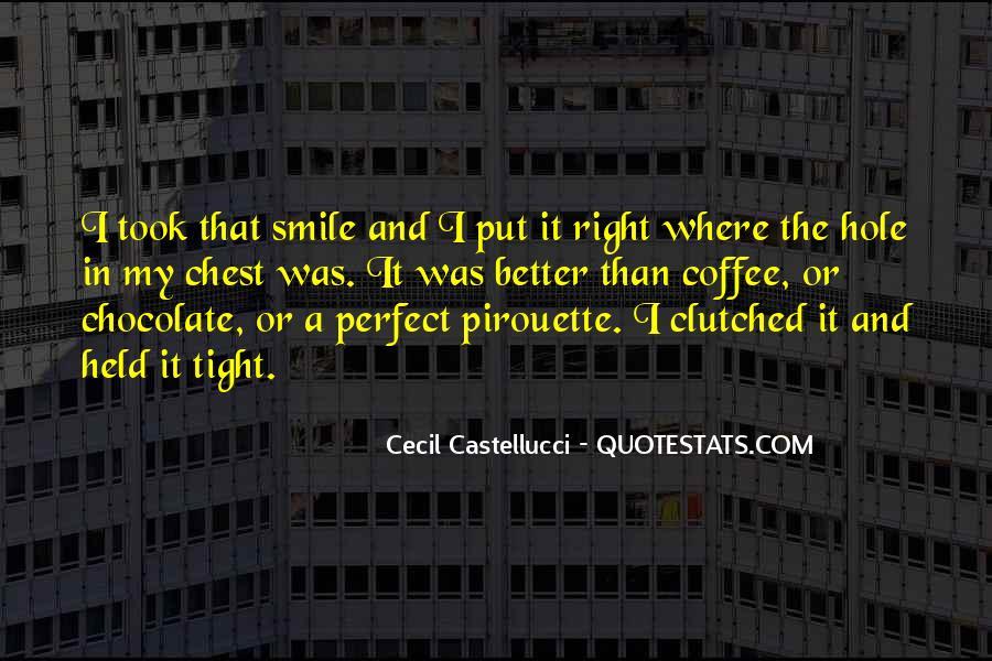 Cecil Castellucci Quotes #18263