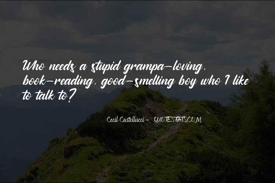 Cecil Castellucci Quotes #1875194