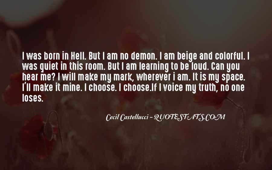 Cecil Castellucci Quotes #512172