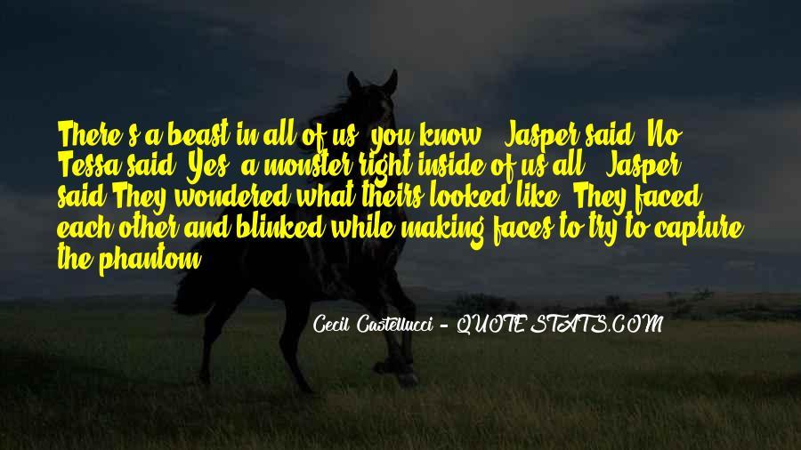 Cecil Castellucci Quotes #975283