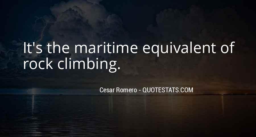 Cesar Romero Quotes #1152749