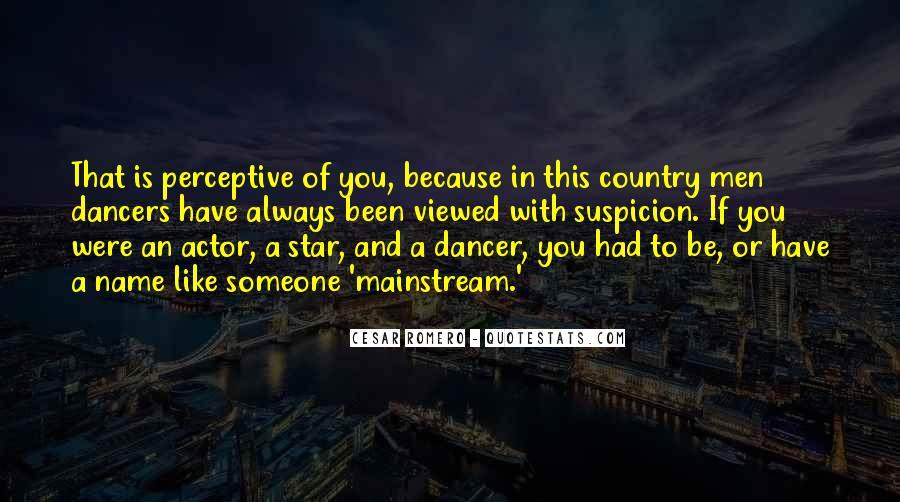 Cesar Romero Quotes #118356