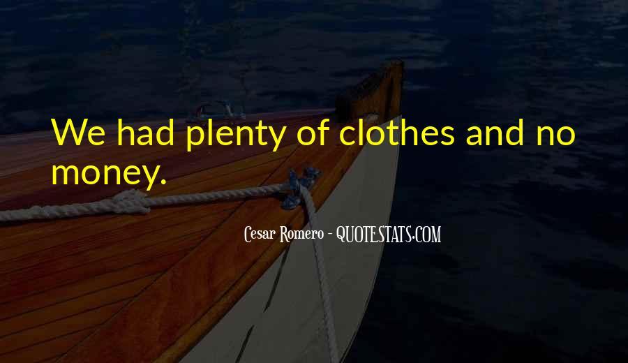 Cesar Romero Quotes #1463350