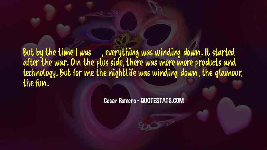 Cesar Romero Quotes #147900