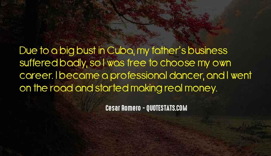 Cesar Romero Quotes #1519616