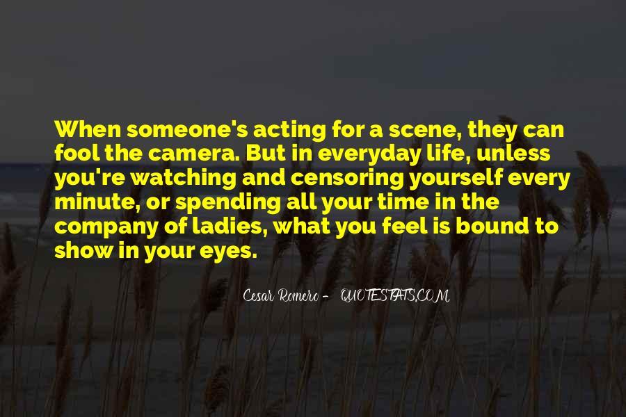Cesar Romero Quotes #218266