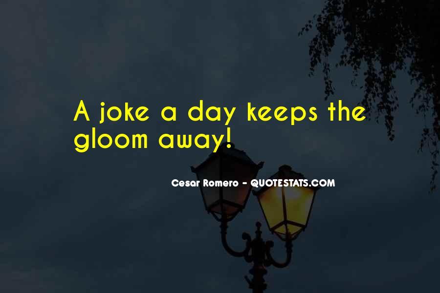 Cesar Romero Quotes #312718