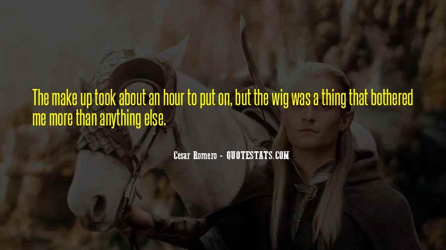 Cesar Romero Quotes #597690