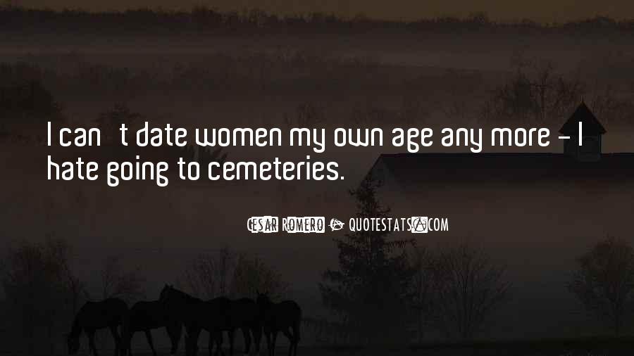 Cesar Romero Quotes #800963