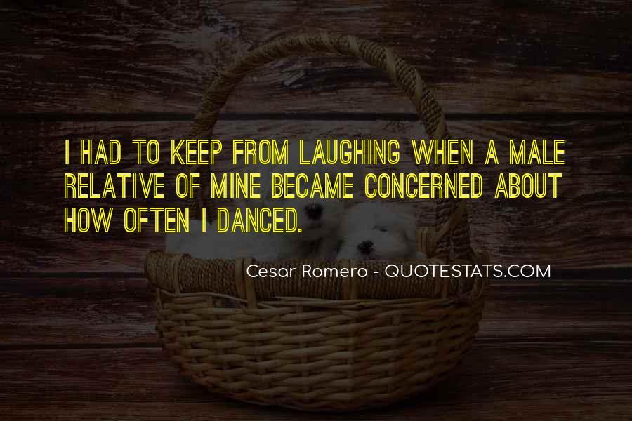Cesar Romero Quotes #87620