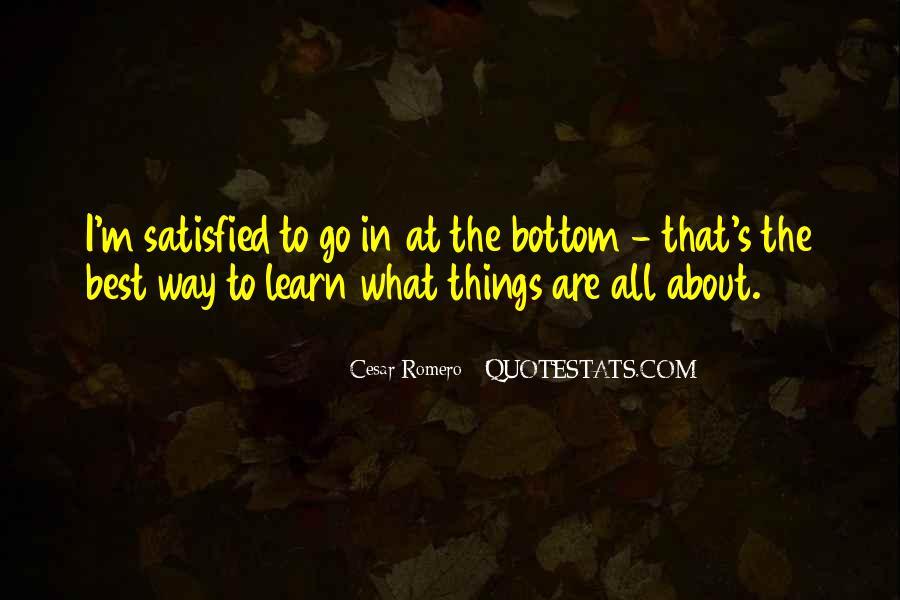 Cesar Romero Quotes #995288