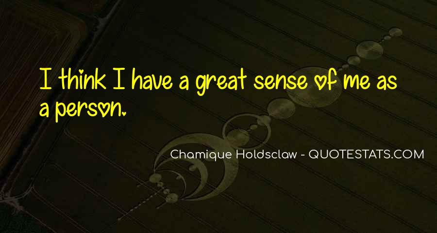 Chamique Holdsclaw Quotes #1557622