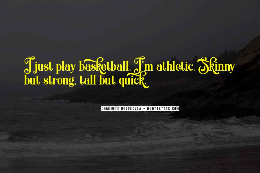 Chamique Holdsclaw Quotes #1743446