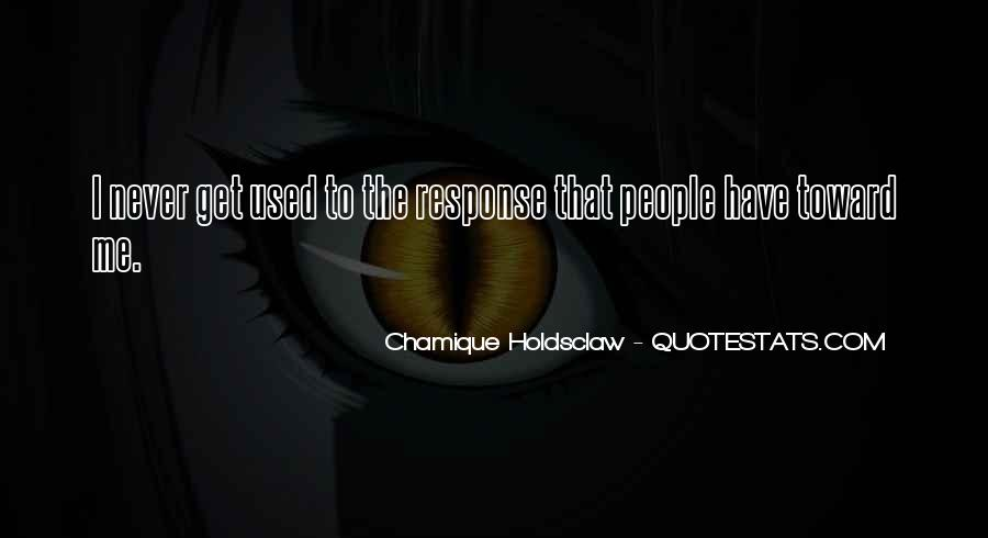 Chamique Holdsclaw Quotes #1799593