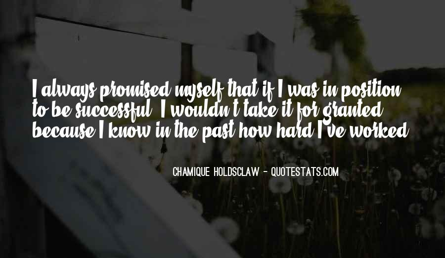 Chamique Holdsclaw Quotes #823563