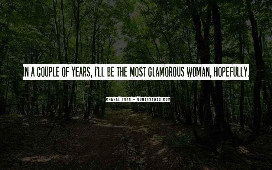 Chanel Iman Quotes #113270