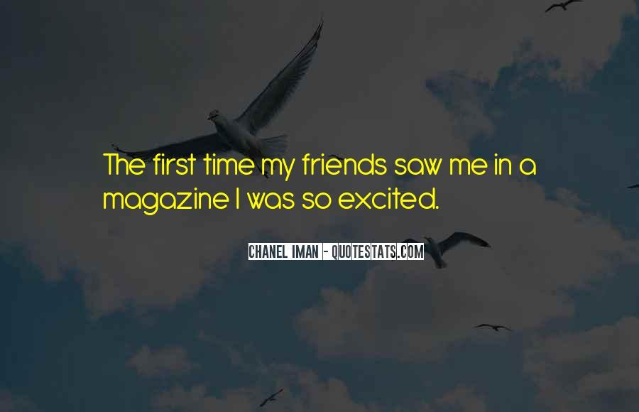 Chanel Iman Quotes #115679
