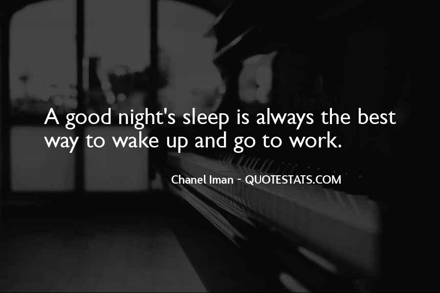 Chanel Iman Quotes #1346044