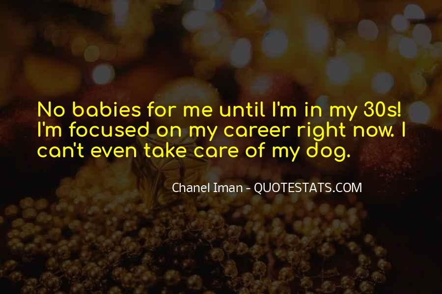 Chanel Iman Quotes #1450801