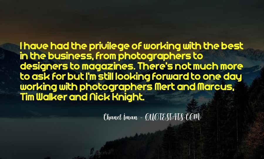 Chanel Iman Quotes #156383