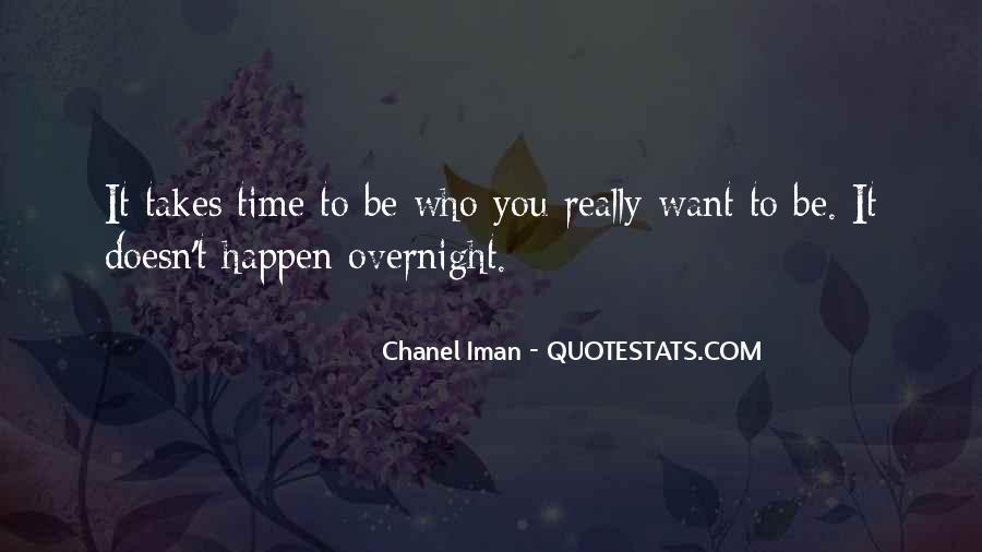 Chanel Iman Quotes #1596058