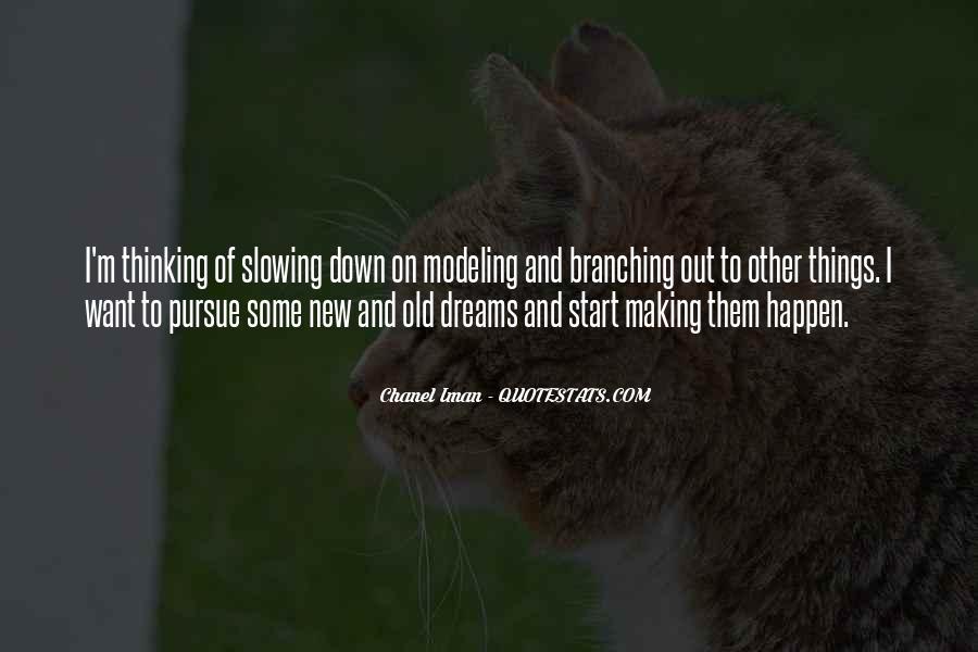 Chanel Iman Quotes #1724106