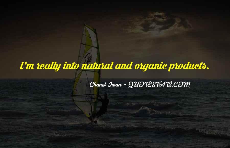 Chanel Iman Quotes #446137