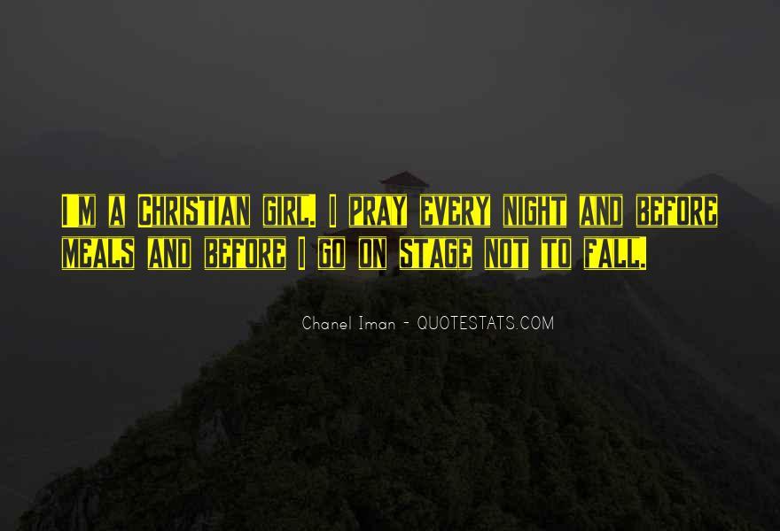 Chanel Iman Quotes #471795