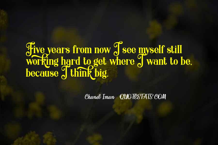 Chanel Iman Quotes #792795