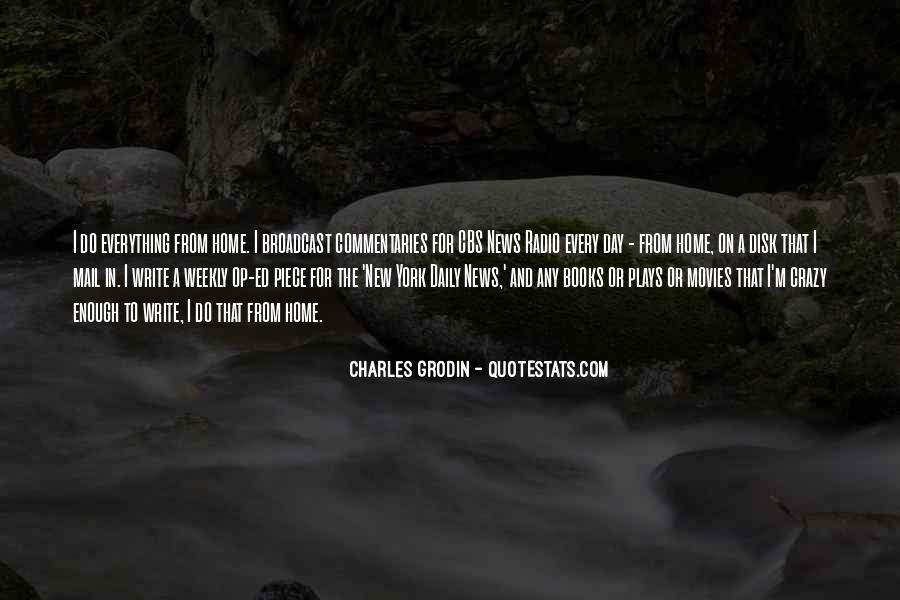 Charles Grodin Quotes #1016878