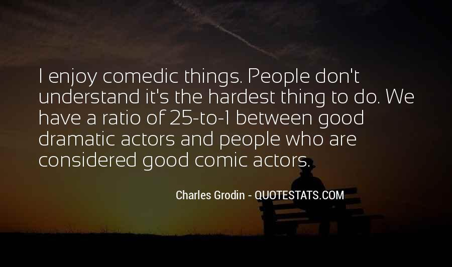 Charles Grodin Quotes #133382