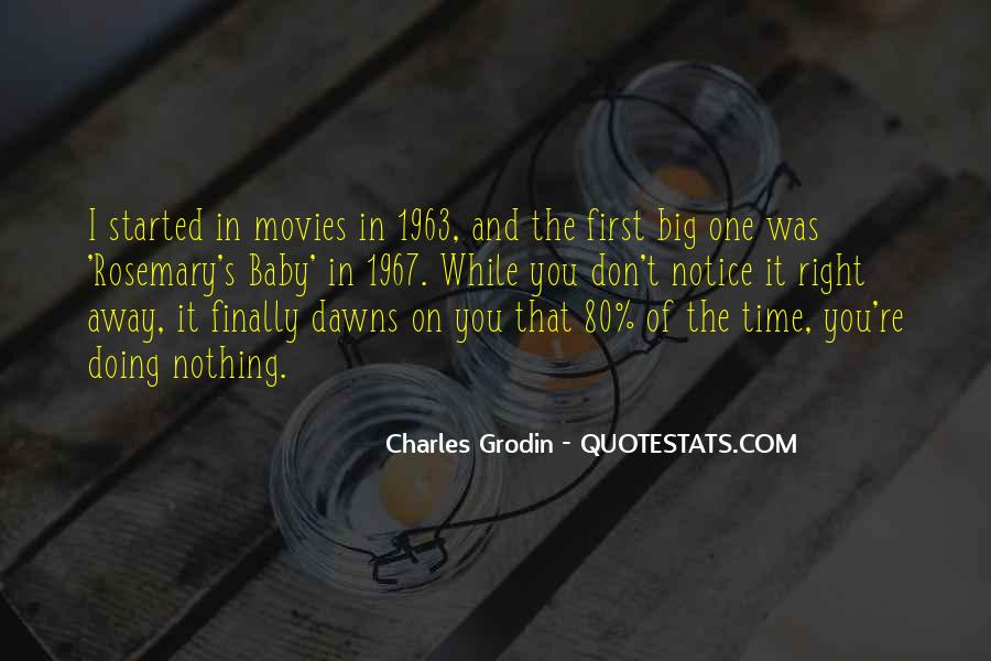 Charles Grodin Quotes #684037