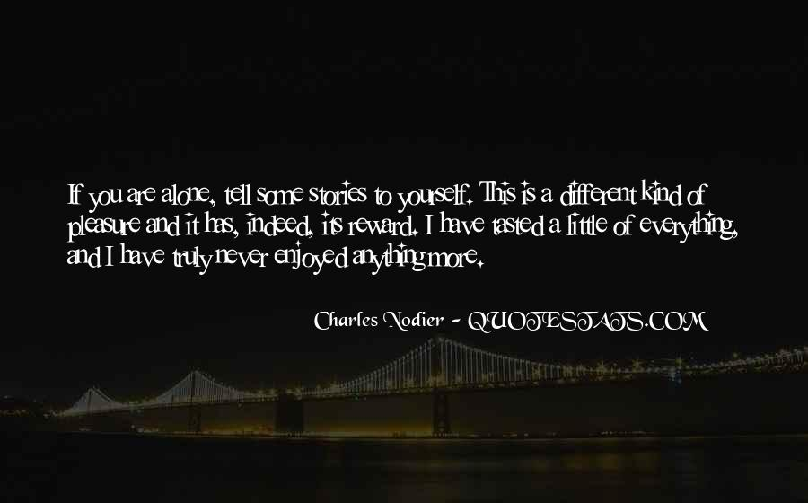 Charles Nodier Quotes #517037