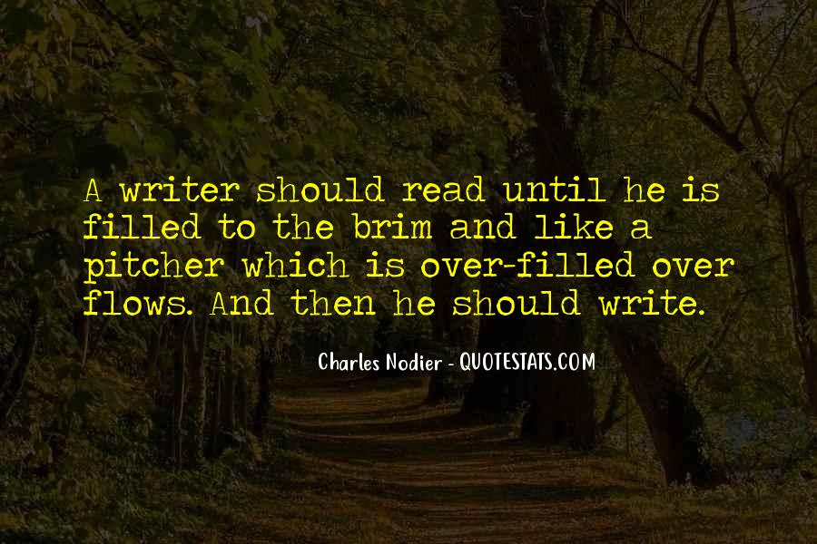 Charles Nodier Quotes #732660