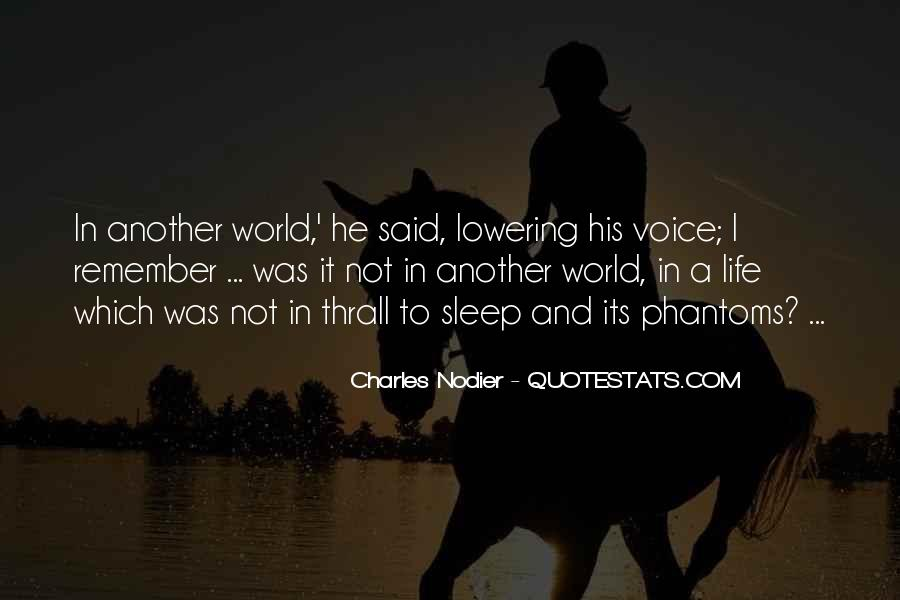 Charles Nodier Quotes #904763