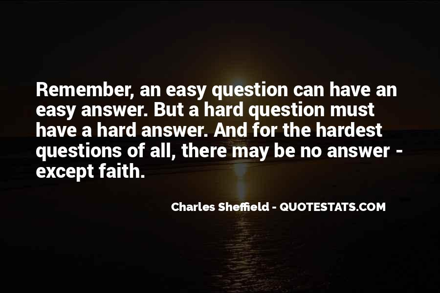 Charles Sheffield Quotes #1589019